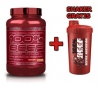 Scitec - 100% BEEF CONCENTRATE - 1000g + Shaker FREE!