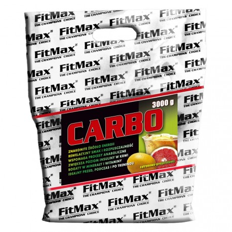 Fitmax - CARBO - 3000g