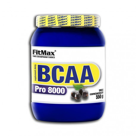 Fitmax - BCAA PRO 8000 - 550g