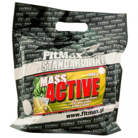 Fitmax - mass Active - 1000g