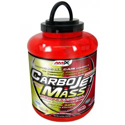 Amix - CARBOJET MASS PROFESSIONAL - 1800g