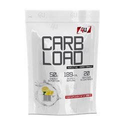4U Nutrition - CARB LOAD - 1000g