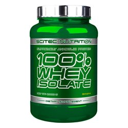 Scitec 100% WHEY ISOLATE - 2000g