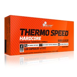 Olimp - THERMO SPEED HARDCORE - 120kaps