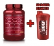 Scitec - 100% BEEF CONCENTRATE - 1000g + Shaker ...